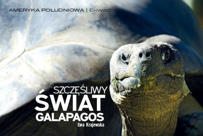 Szczęśliwy świat Galapagos