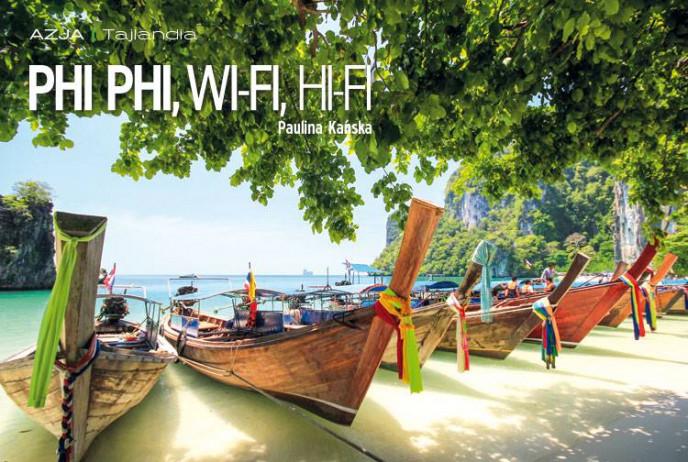 Phi Phi, Wi-Fi, Hi-Fi