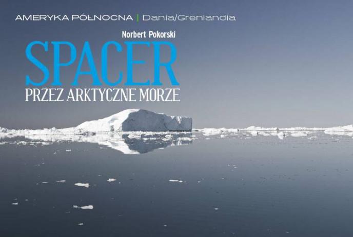Spacer przez arktyczne morze