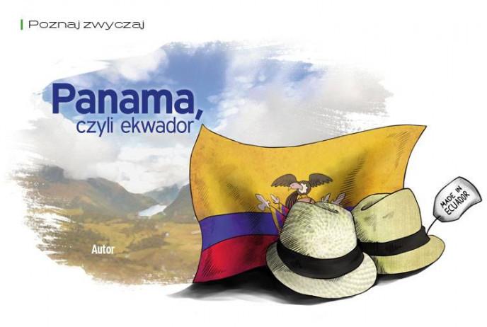 Panama, czyli ekwador