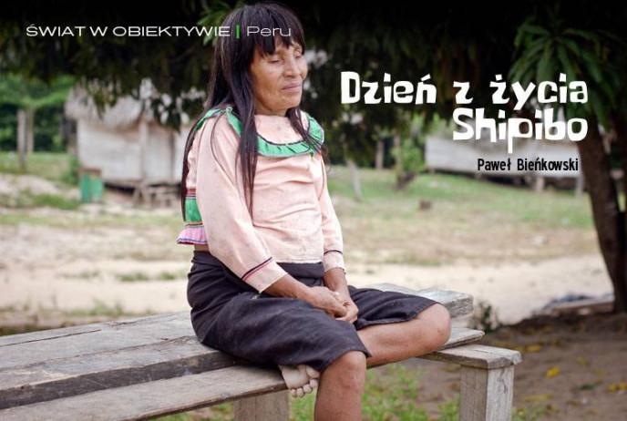 Dzień z życia Shipibo