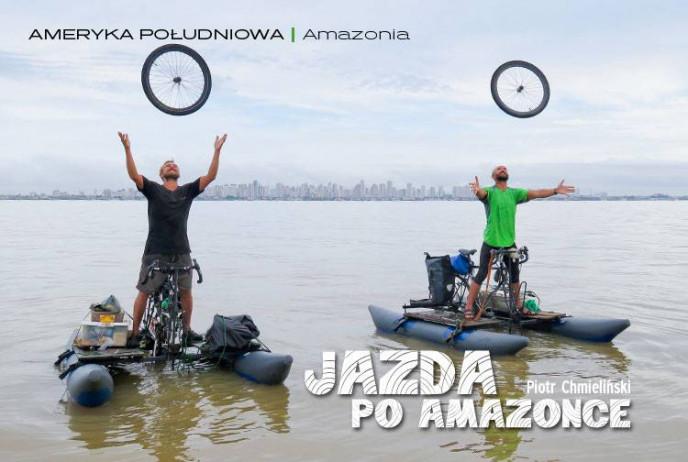 Jazda po Amazonce