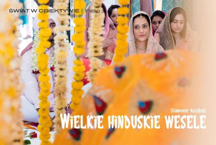 Wielkie hinduskie wesele