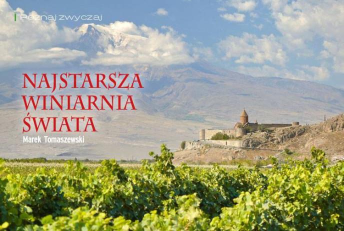 Najstarsza winiarnia świata