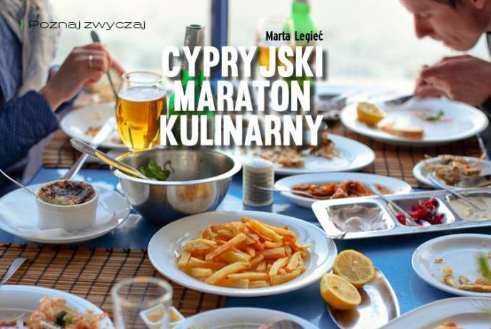 Cypryjski maraton kulinarny