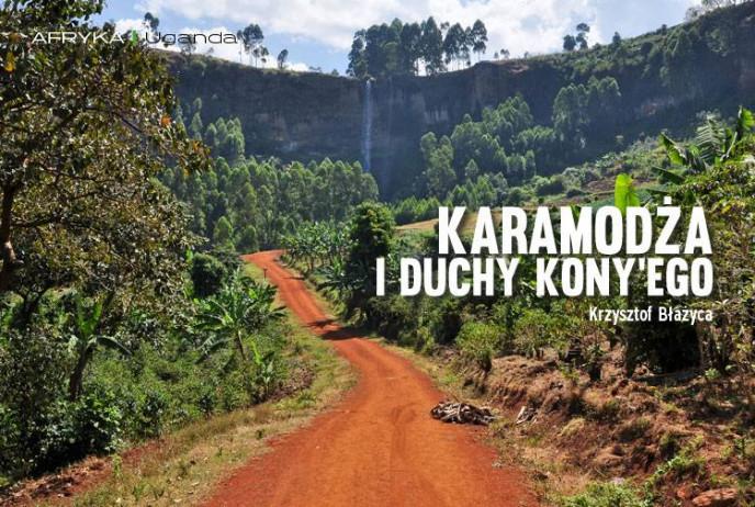 Karamodża i duchy Kony'ego