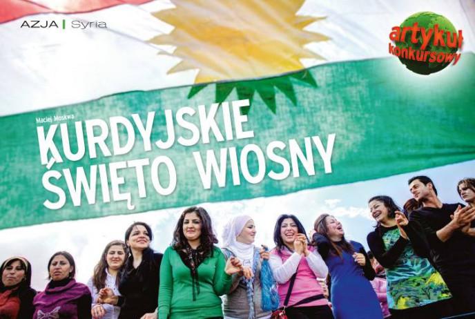 Kurdyjskie święto wiosny