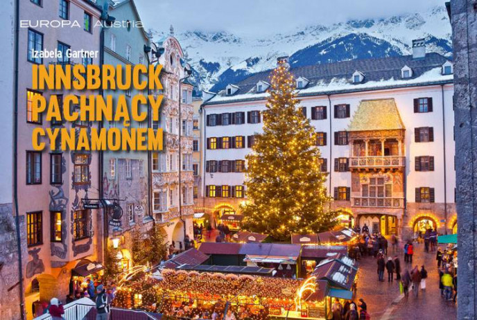 Innsbruck pachnący cynamonem