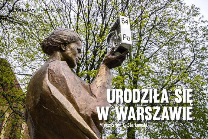 Urodziła się w Warszawie