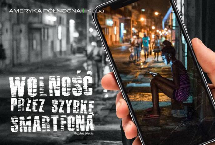 Wolność przez szybkę smartfona