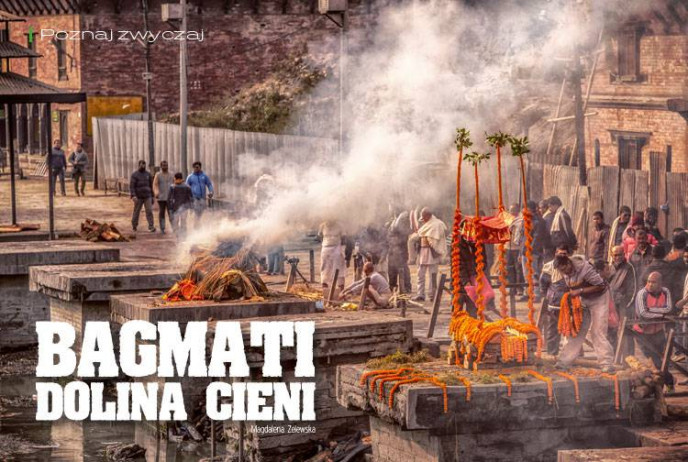 Bagmati Dolina Cieni