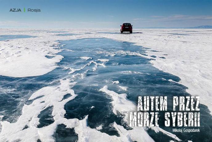 Autem przez morze Syberii