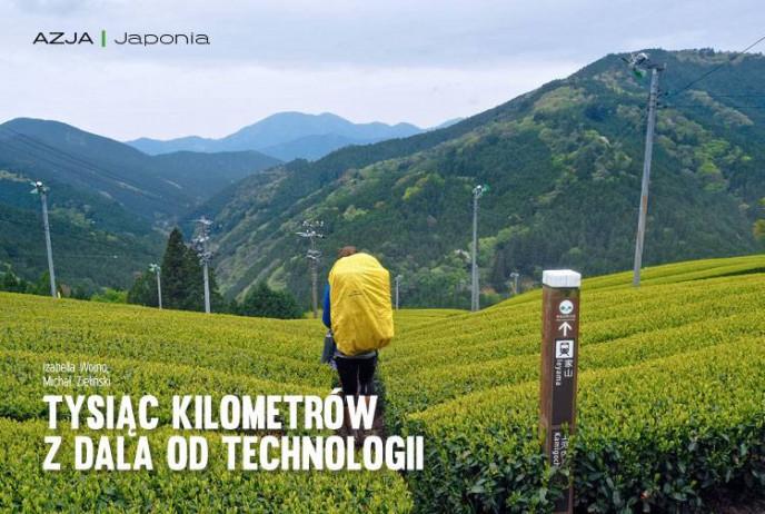 Tysiąc kilometrów z dala od technologii