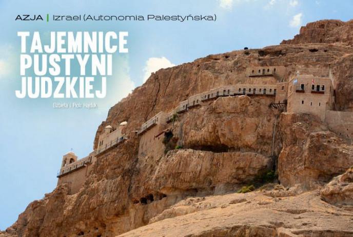 Tajemnice Pustyni Judzkiej