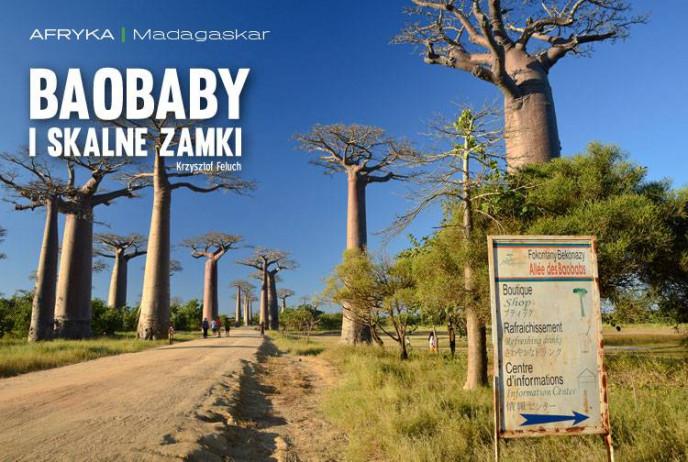 Baobaby i skalne zamki
