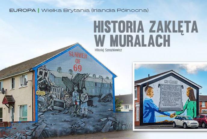 Historia zaklęta w muralach