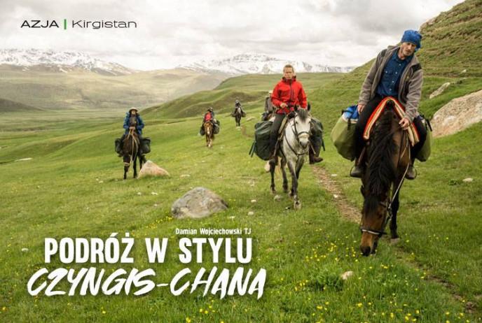 Podróż w stylu Czyngis-chana