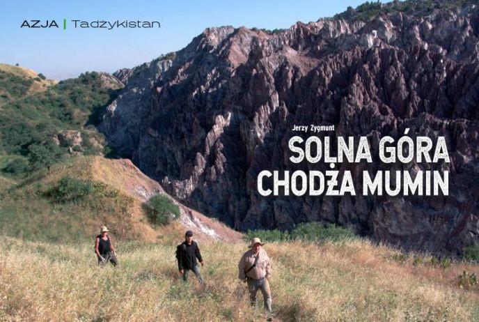 Solna góra Chodża Mumin