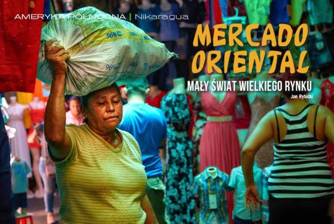 Mercado Oriental - mały świat wielkiego rynku