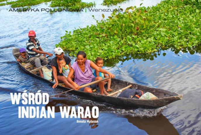 Wśród Indian Warao