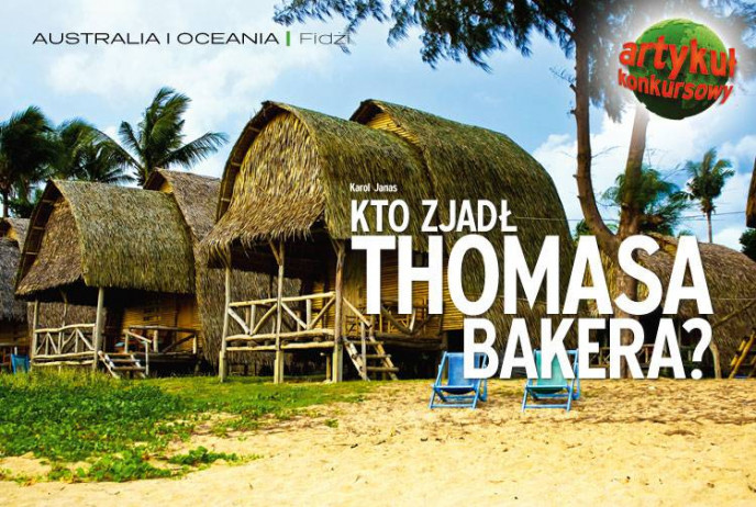 Kto zjadł Thomasa Bakera