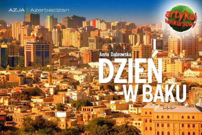 Dzień w Baku