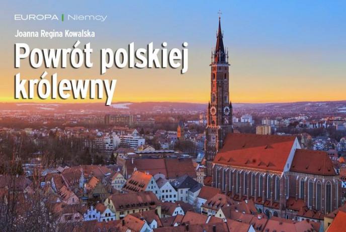 Powrót polskiej królewny