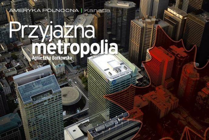 Przyjazna metropolia