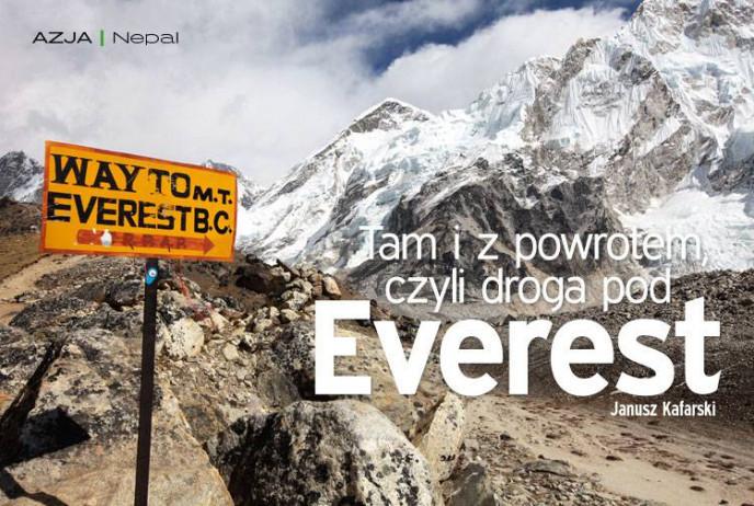 Tam i z powrotem, czyli droga pod Everest