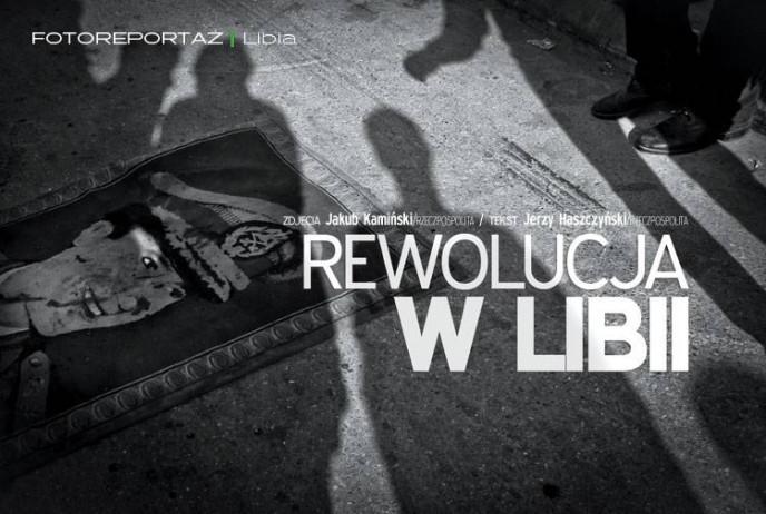 Rewolucja w Libii