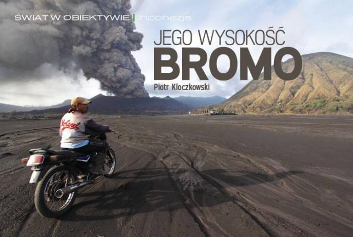 Jego wysokość Bromo
