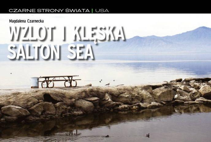 Wzlot i klęska Salton Sea
