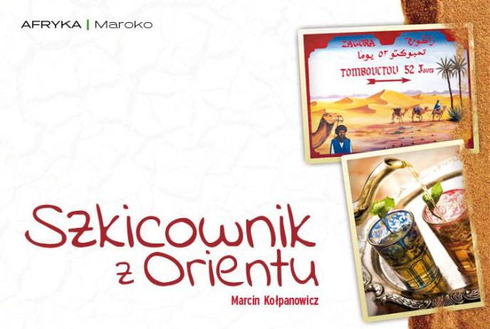 Szkicownik z Orientu