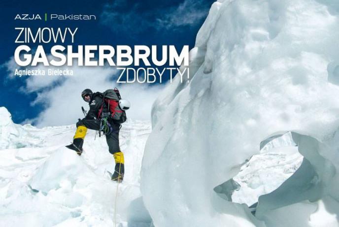 Zimowy Gasherbrum zdobyty!