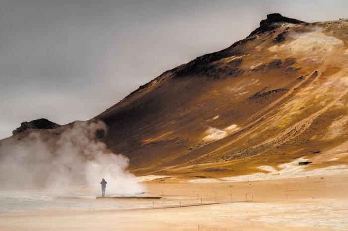 W oddechu Ziemi | Islandia