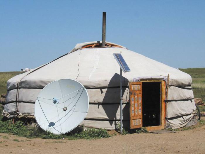 Nasi sąsiedzi | Mongolia
