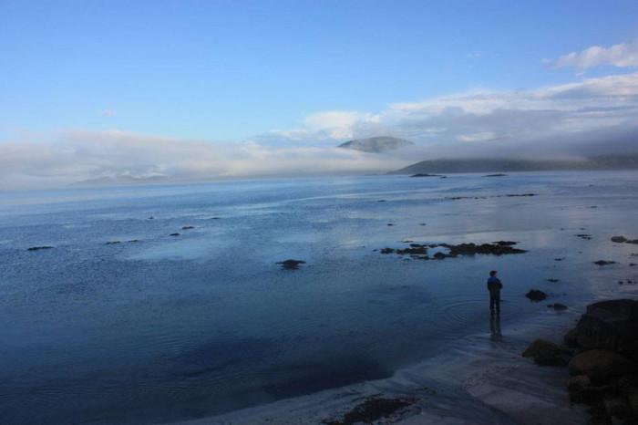 Na wyspie Runde | Norwegia