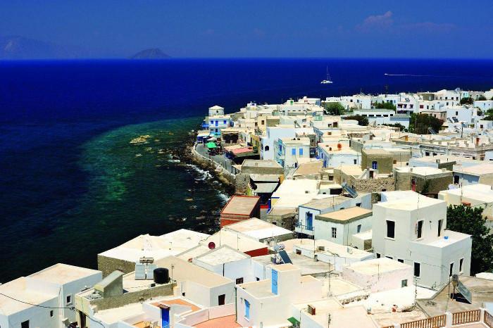 Wyspa Nisyros - Grecja