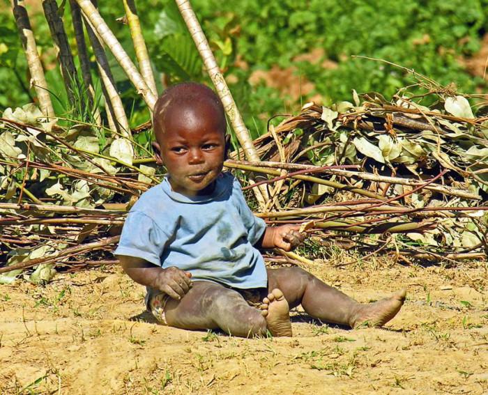 Banyarwandczyk  z Kigali / RWANDA