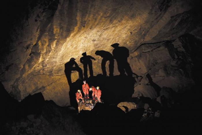 Jaskinia Wielka Litworowa / Tatry