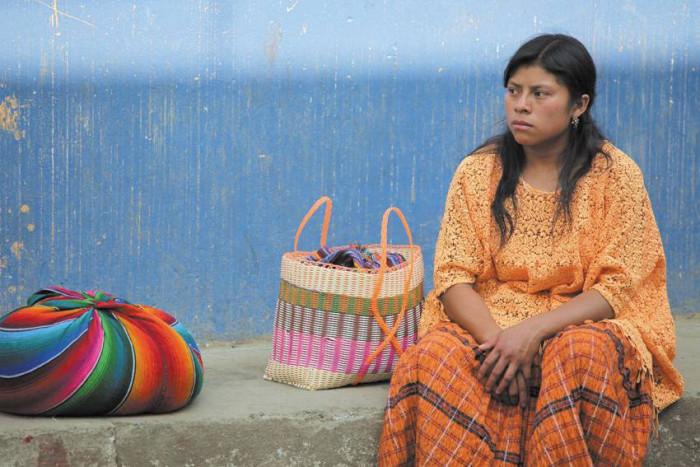 Kobieta na targowisku / Meksyk