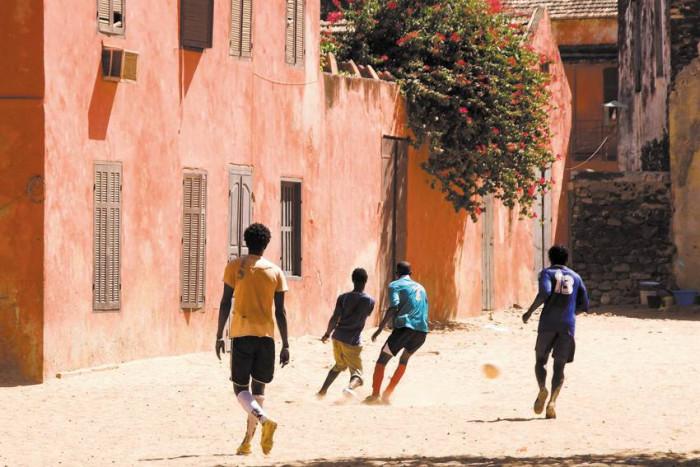 Mały kraj, duża piłka / Senegal
