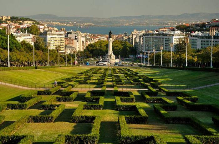 Królewski ogród