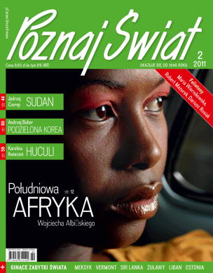 Okładka numeru 02.2011