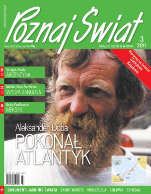 Okładka numeru 03.2011