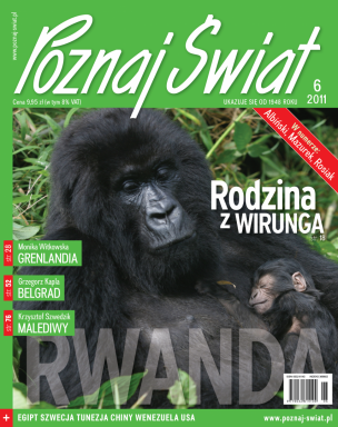 Okładka numeru 06.2011