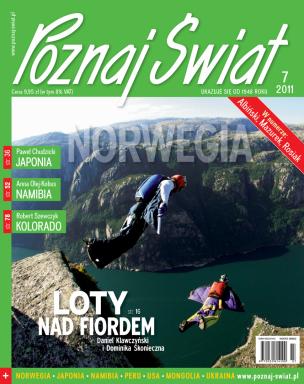 Okładka numeru 07.2011