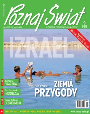 Okładka numeru 09.2011