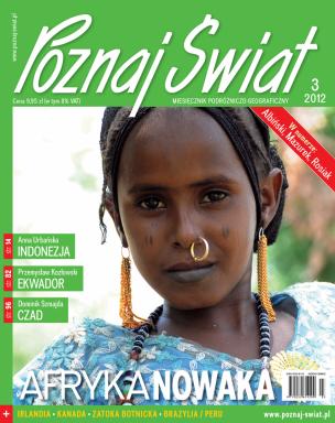 Okładka numeru 03.2012