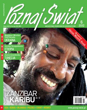 Okładka numeru 06.2012